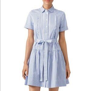 Kate Spade Broome Street Shirt Dress XL